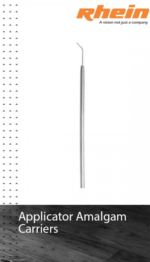 Applicator & Amalgam Carriers