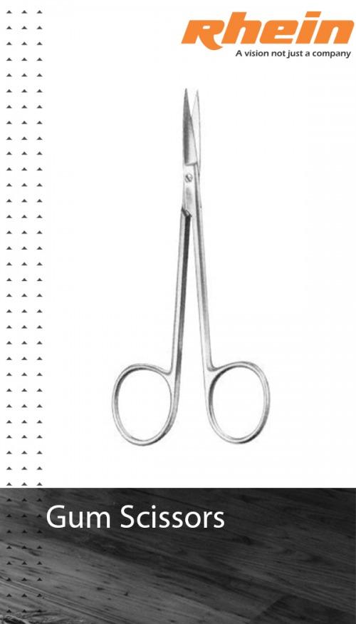 Gum Scissors