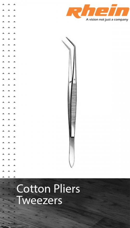 Cotton Plier Tweezers